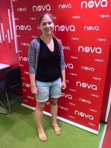 Paula Virtala Radio Novan haastattelussa 15.8.